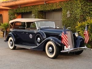 1935 Lincoln Model K Phaeton
